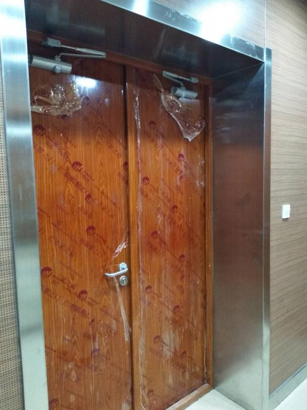 杭州烟台超大规格防火门