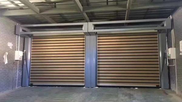 烟台涡轮硬质快速门